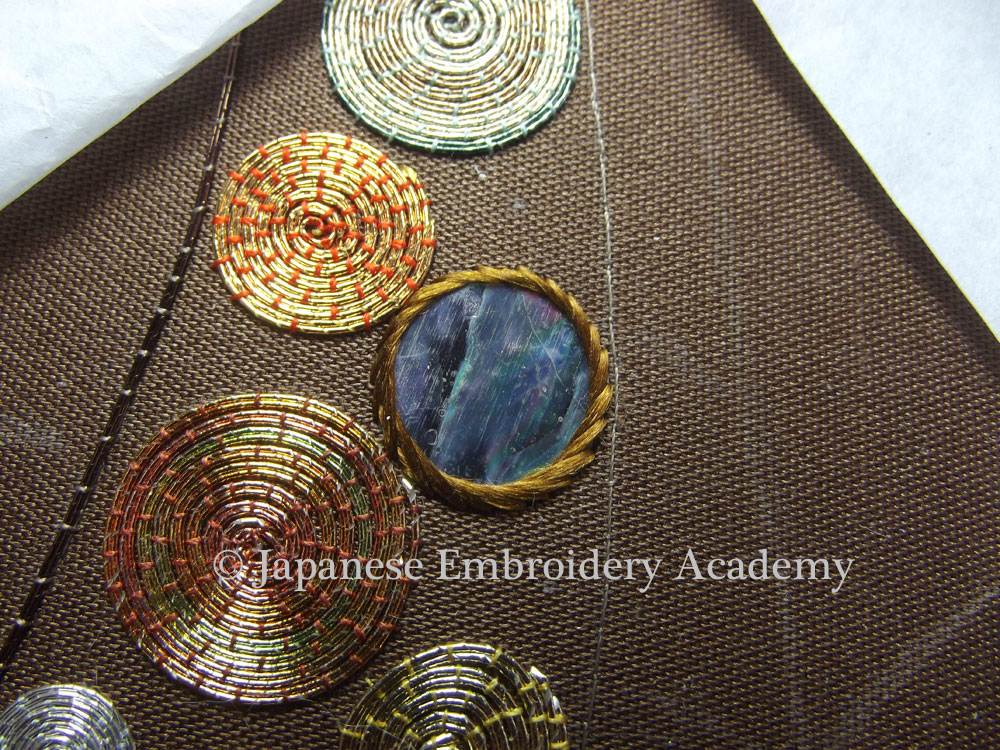 New design for Japanese Embroidery Academy.
