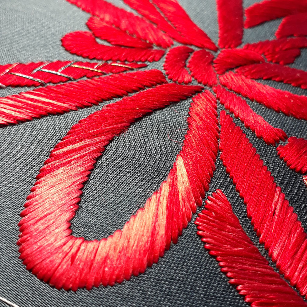 Butterfly Cords - Japanese Embroidery UK