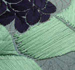 Lilacs - new and interesting silks - choosing the colour